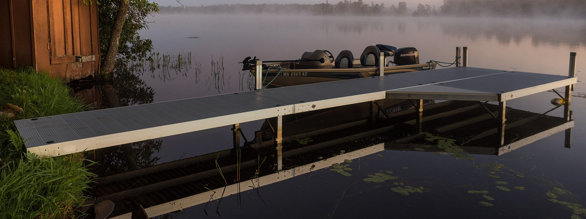 sectional-dock